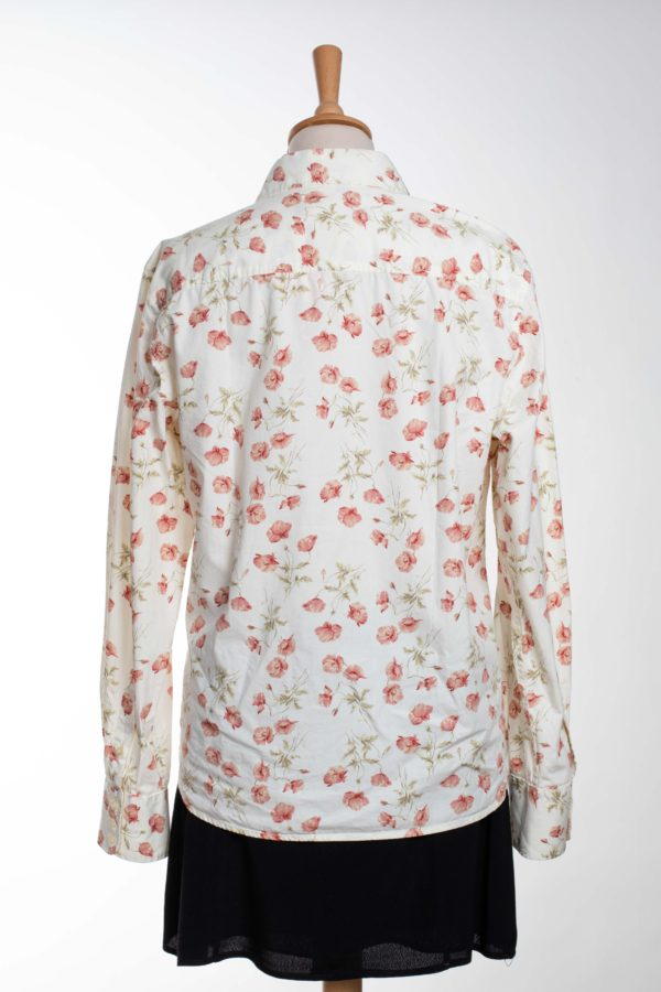 chemise fleurie BARBOUR taille 44