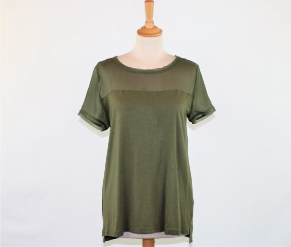 tee-shirt h&m taille M