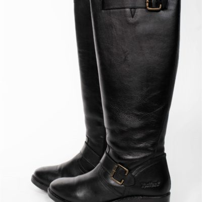 bottes kickers taille 37