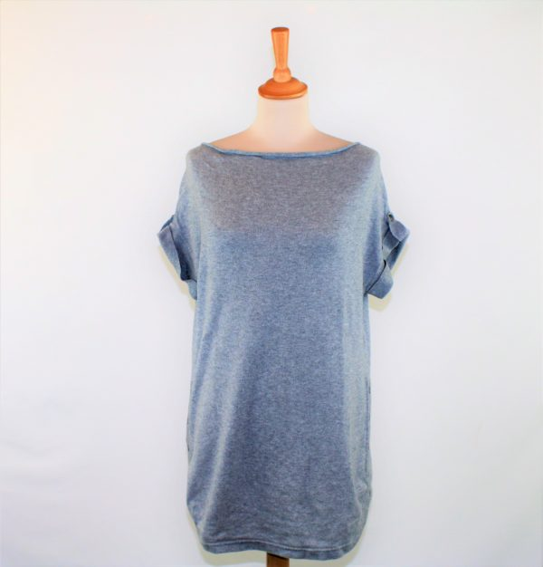 pull manches courtes taille m