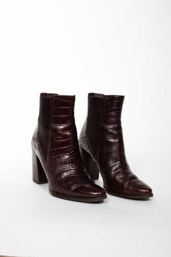 BOTTINES WHAT FOR TAILLE 37
