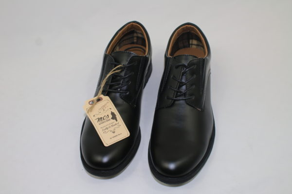 Chaussures noir lacets cuir MARLBORO CLASSICS taille 41