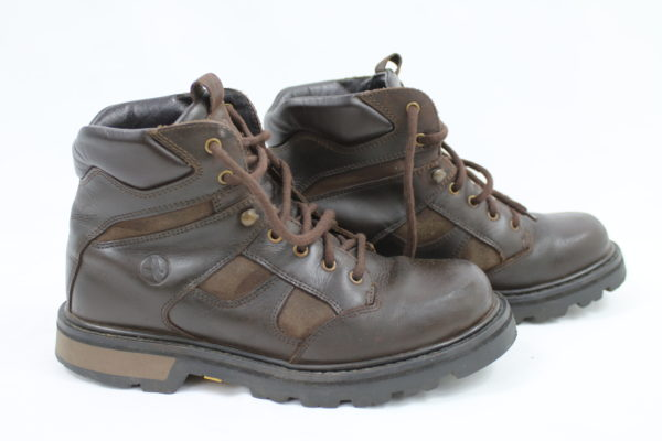 Chaussures montantes BOOTS AIGLE cuir homme
