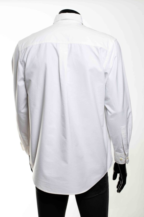 Chemise blanche manches longues TIMBEERLAND taille S -1-