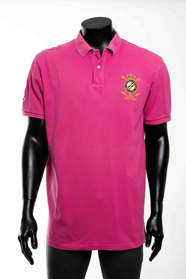 Polo rose HACKETT LONDON taille XXL1