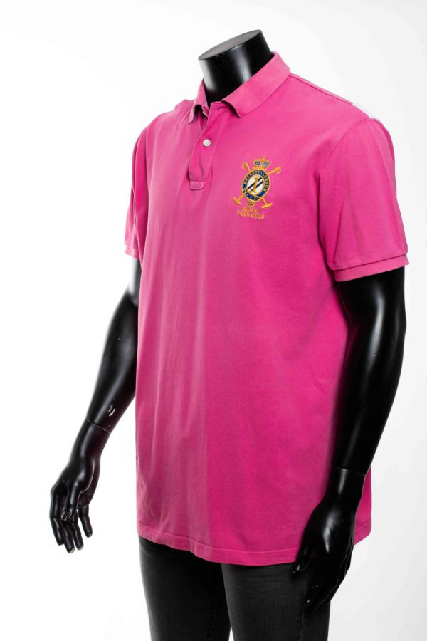 Polo rose HACKETT LONDON taille XXL 3