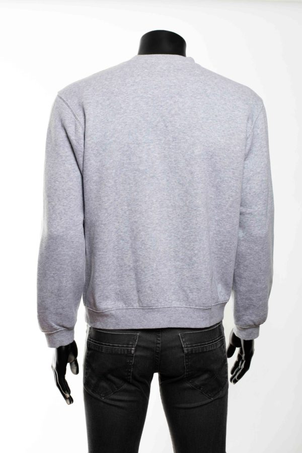Sweat gris taille M -3-