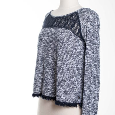 Pull manches longues seconde main femme BONOBO