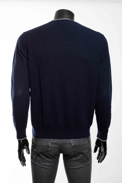 Pull homme laine