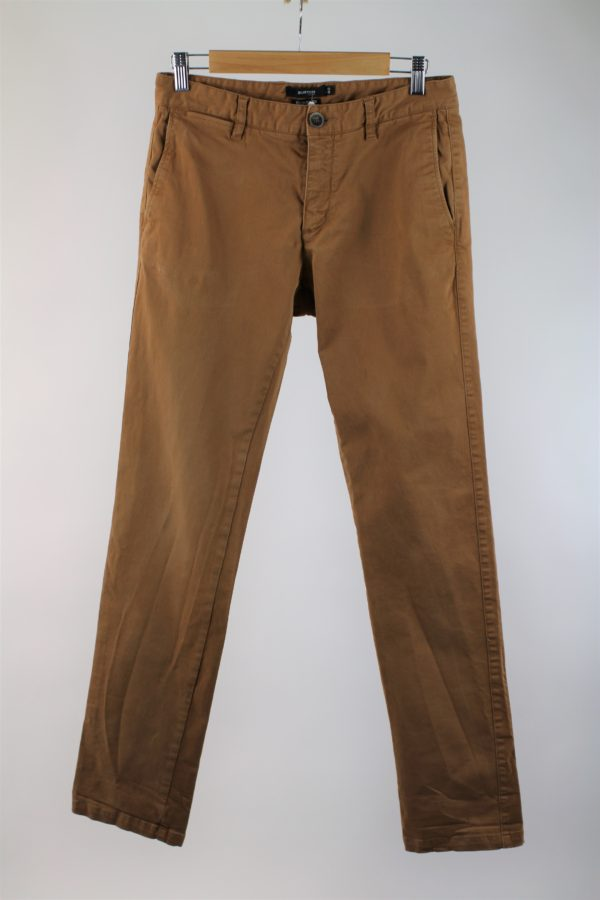 Chino camel pas cher