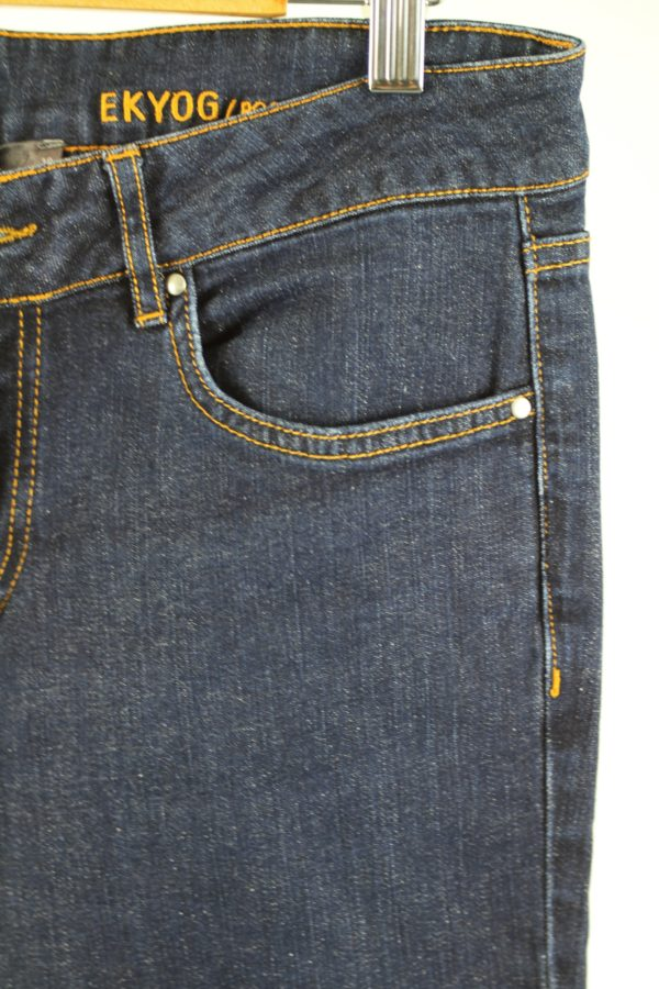 Jean occasion bleu femme taille 38 US28