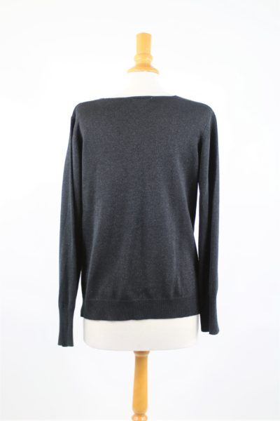 Pull noir occasion taille 42