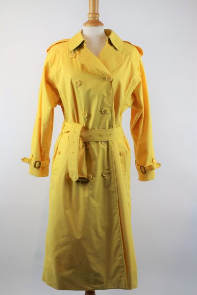 Trench coat BURBERRY Imperméable femme VINTAGE