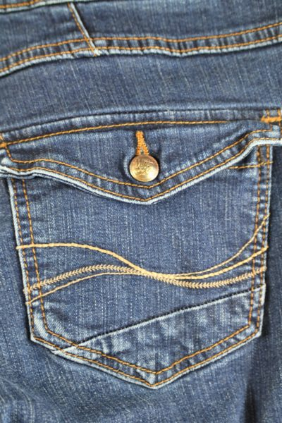 jeans seconde main cache cahe