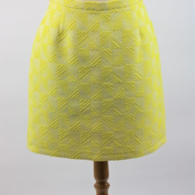 JUPE JAUNE PAUL SMITH