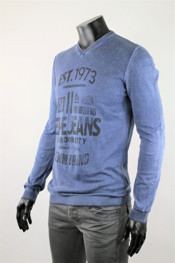 pull coton pepe jeans