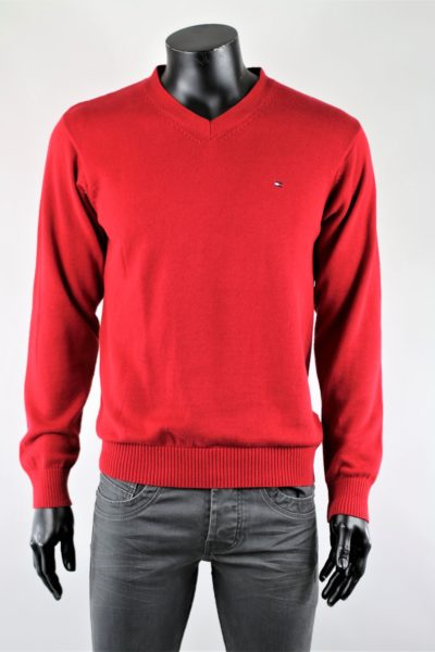 PULL ROUGE HILFIGER