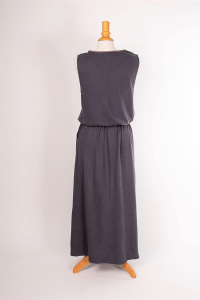 Robe maxi jersey occasion