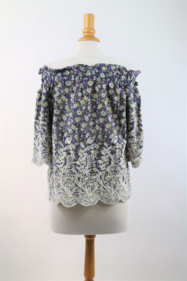 BLOUSE OCCASION