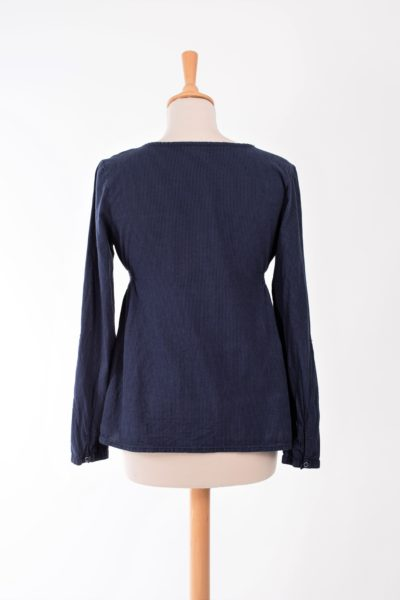 BLOUSE TAILLE 34 MANCHES LONGUES H&M