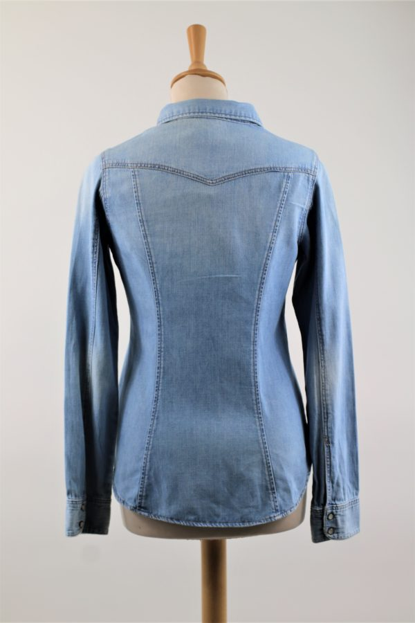 Chemise jean taille 34 H&M