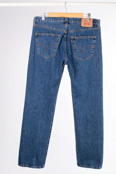 LEVIS SECONDE MAIN 501