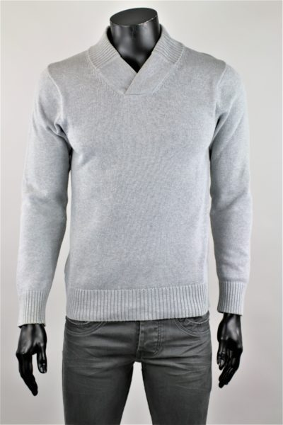 pull gris jules