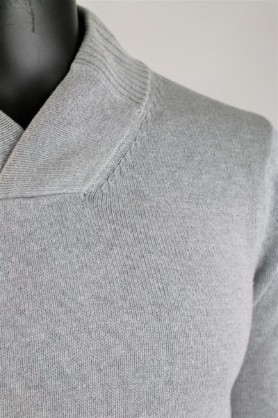 jules occasion pull gris