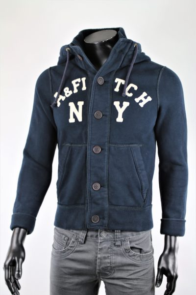 VESTE SWEAT abercrombie