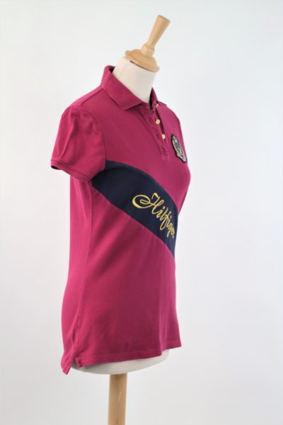 tommy hilfiger polo seconde main