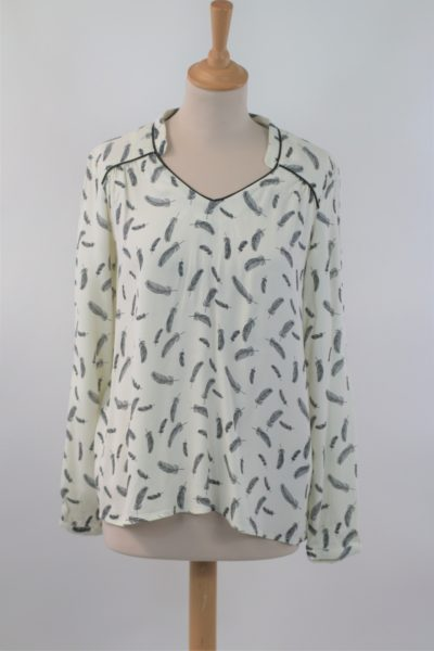 Blouse CYRILLUS taille S