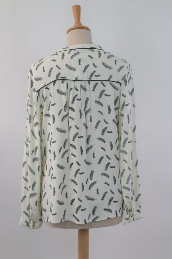 Blouse blanche taille 36